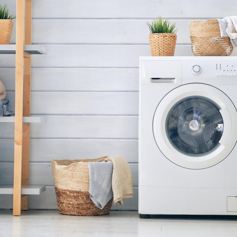 Bringing Freshness Into Your Laundry Room